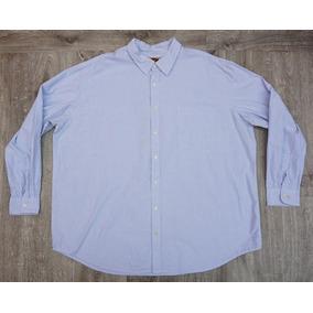 Camisa Vestir The Foundry 3xlt 100% Algodon Xxxl