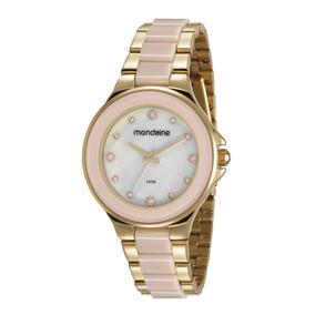 c358002e567 Relógio Mondaine Absolut Resina Preto Strass 94289l0mgnp3 - Relógios ...