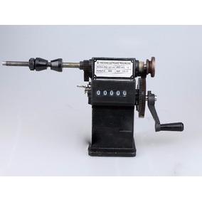 Máquina Manual Enrolladora Y Bobinadora, Devanadora
