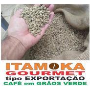 Café Grãos Verde 15kg R$19,00/kg Promoção Relâmpago