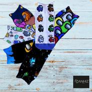 Calcetines Personalizados Divertidos Amongus