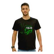 Remera Arrow - Flecha Verde Le Has Fallado A La Ciudad