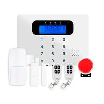 Kit Sistema De Alarma Inalambrica Gsm Casa Oficina Negocio