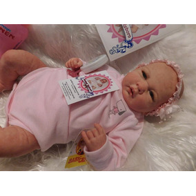 Bebe Reborn Prematuro Tecnica Europea Pintado A Mano Gto Cre