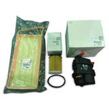 Kit Filtros Aire Aceite Naft Peugeot 207 1.4 Hdi Dv4