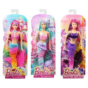 Barbie Reino Mágico Sirena
