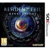 Resident Evil Revelations 3ds Fisico