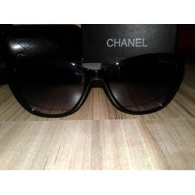 aa2908b65785a Culos Chanel Gatinha Chanel De Sol - Óculos no Mercado Livre Brasil
