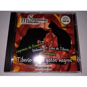 Tiberio Y Sus Gatos Negros Cd Novedades España 2000 Mdisk