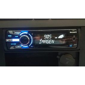 Auto Estéreo Sony Modelo Dsx -s100 Tune Tray