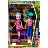 Muñecas Monster High Girl Caja X2 Personsjes
