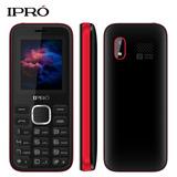 Celular Libre Ipro A8 Negro Cam Fm Linterna Mp4 Dual Sim Mic