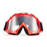 Motocross Goggle, Carboss Gafas De Ocio Al Aire Libre Par...