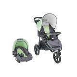 Coche Travel System Tizzy Race Verde. Color: Verde Infanti