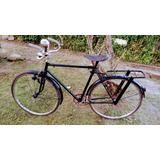 Bicicleta Antigua Con Bocina Dinamo Foco