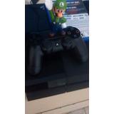 Playstation 4 + Fifa 14 (troco Por Xbox One + Kinect)