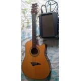 Guitarra Electo-acústica Dean Aep