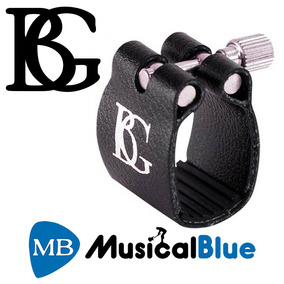 Bg Abrazadera P Clarinete L6 Cuerina Standard Cubre Boquill