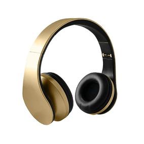 Auriculares Bluetooth 3.0 Zuena Dorados