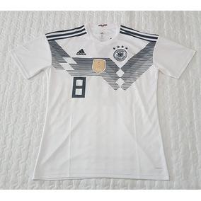 Camiseta Seleccion Alemania 2018 Muller Kroos Ozil