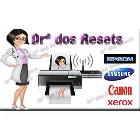 Reset Epson Xp201-xp401 Fim Da Vida Útil Das Almofadas