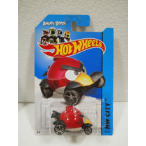 Hot Wheels Angry Birds Red Bird 82/250 2014