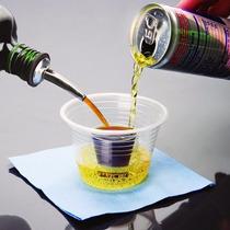 24 Shots Con División Vaso Plástico Desechable Coctel Fiesta