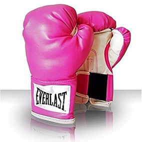 Guantes De Box Everlast - Color Rosa 12 Oz
