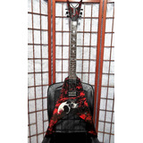 Michael Amott Dean Tyrant Bloodstorm Signature Flying V