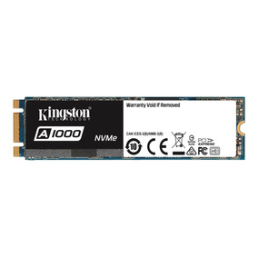 Disco Rigido Ssd 960g Kingston Ssdnow A1000 M2 2280