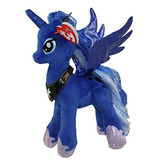Ty My Little Pony Princesa Luna De 8 Pulgadas De Felpa