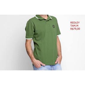 b2e19d5c3f Camisa Polo Masculina Redley Original Promoção Jp Sports