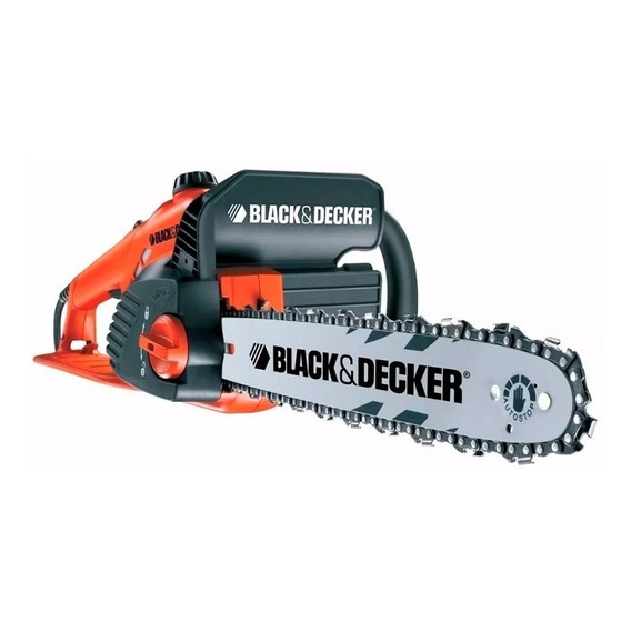 Motosierra Eléctrica Electrosierra Black Decker 2,5hp Gk1740