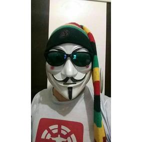 Mascara Do Anonimos Mais Gorro