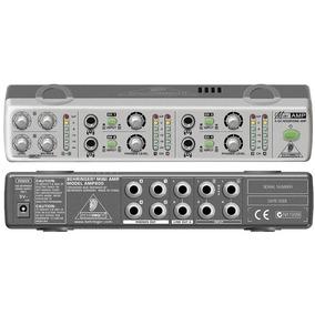 Mini Amp 800 Behringer Mini Mixer 4 Canales