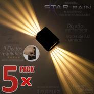 Artefacto Iluminación Superbrillante Efecto 10 Rayos X5un