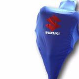 Capa Moto Suzuki Bandit 650 Para Garagem De Lycra