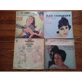 Lote 4 Lp Ray Conniff Orquesta Y Coro Vinilo