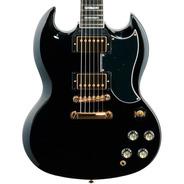 Guitarra EpiPhone Sg Custom Ebony + Correia Ernie Ball !!!
