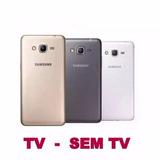Carcaça Tampa Aro Samsung Gran Prime Duos G530 G531 Original