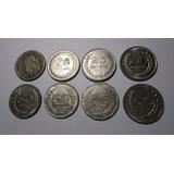 8 Moneda Colombia 20 50 Centavos Antigua Lote C11