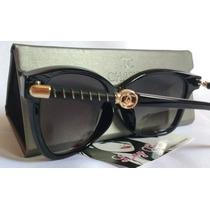 Óculos Feminino De Sol Chanal Detalhes