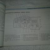 Manual Do Proprietario Vw Gol Special E Gol Mi - 1999
