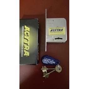 Cerrojo Acytra501 Oferta+4 Llaves+garantia+kit Instalación