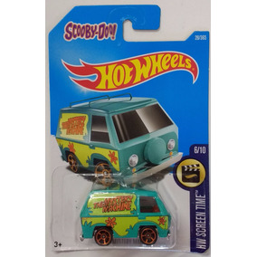 Carrinho Hotwheels - Scooby-doo