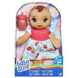 Baby Alive Bebé Sueñitos Brunette