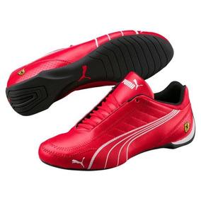 Puma Ferrari Sf Future Rojo. #5.5, #6, #6.5, #7 Y #8