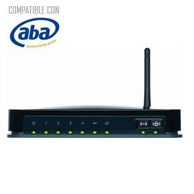 Modem+ Router Adsl2+ Wifi Netgear Compatible Con Aba Cantv