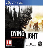 Dying Light Ps4 ¤ Game Zone ¤ - Alquiler