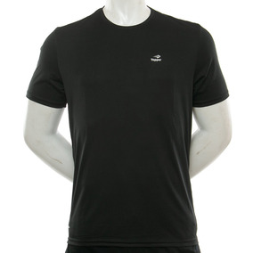 Remera Técnica Negro Topper Sport 78 Tienda Oficial